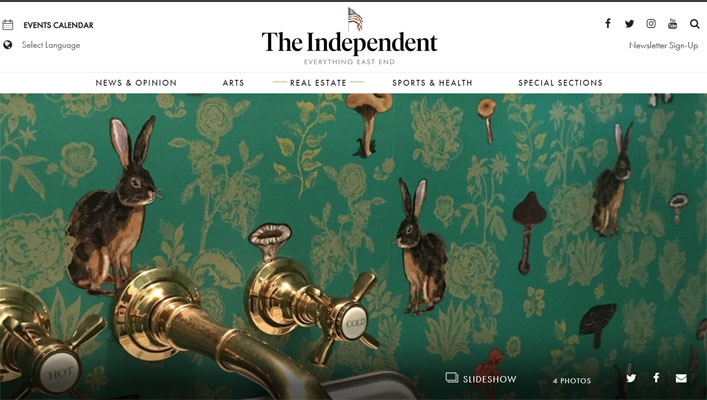 The Independent screenshot