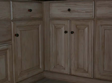 give existing cabinets a new look